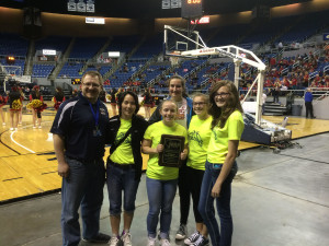 SLHS Girls Basketball